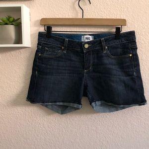 PAIGE Jean Shorts